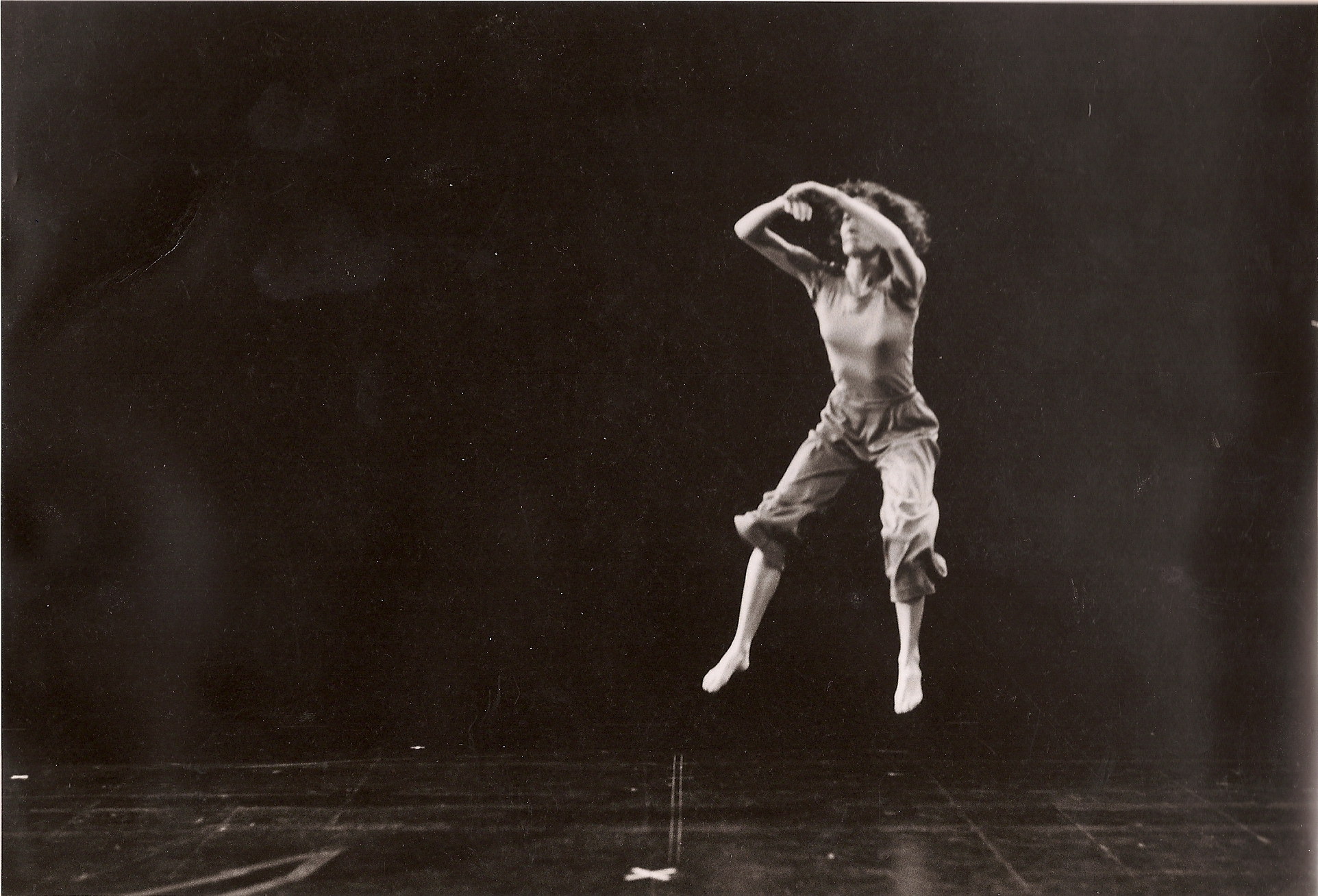 judson dance theater essay The church was already known for the judson poets' theater and judson art she ended the essay with what became step-by-step guide to dance: yvonne rainer.